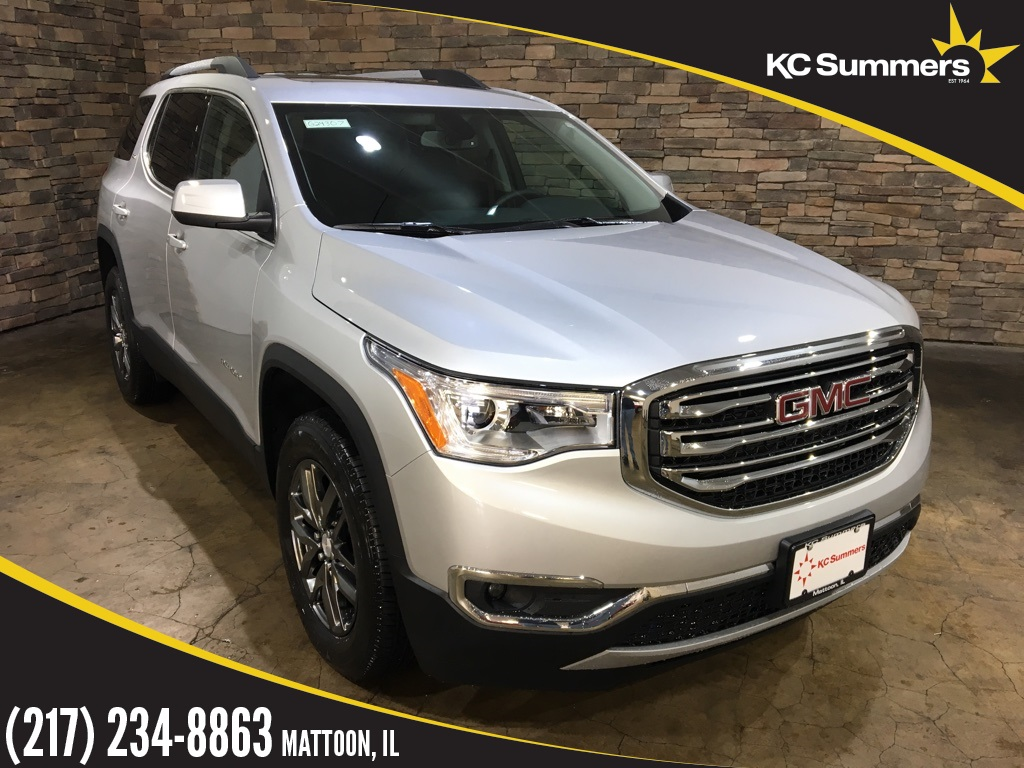 New 2017 GMC Acadia SLT-1 4D Sport Utility in Mattoon # ...