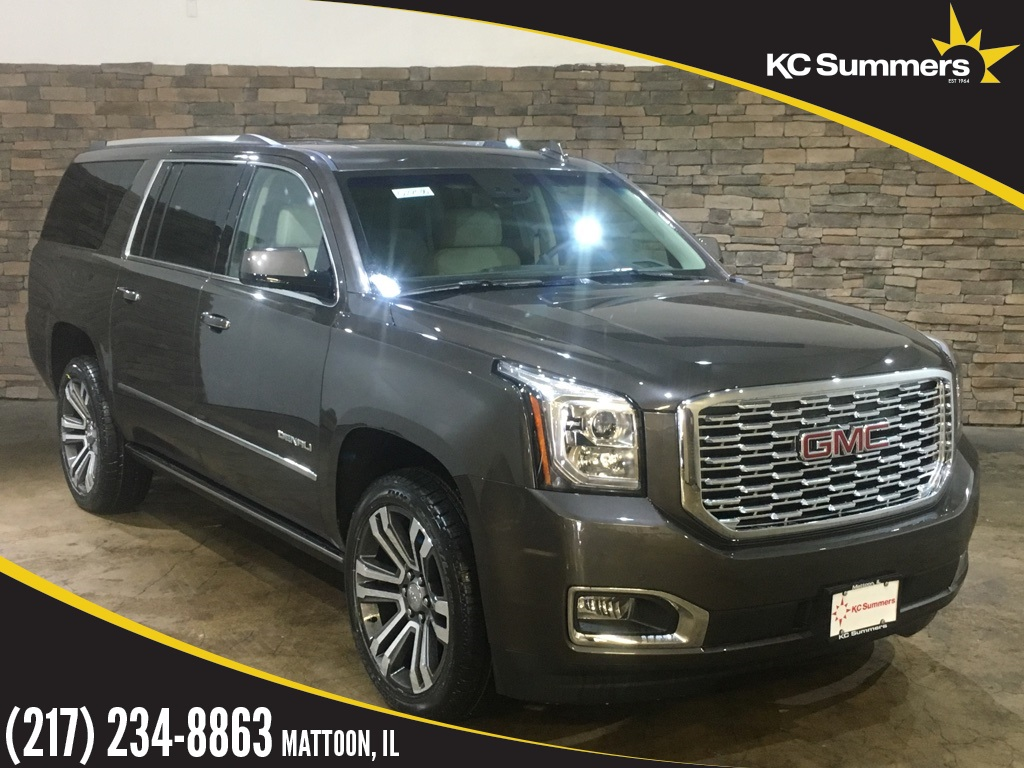 Gmc Yukon Xl Denali >> New 2019 Gmc Yukon Xl Denali 4d Sport Utility In Mattoon G27500