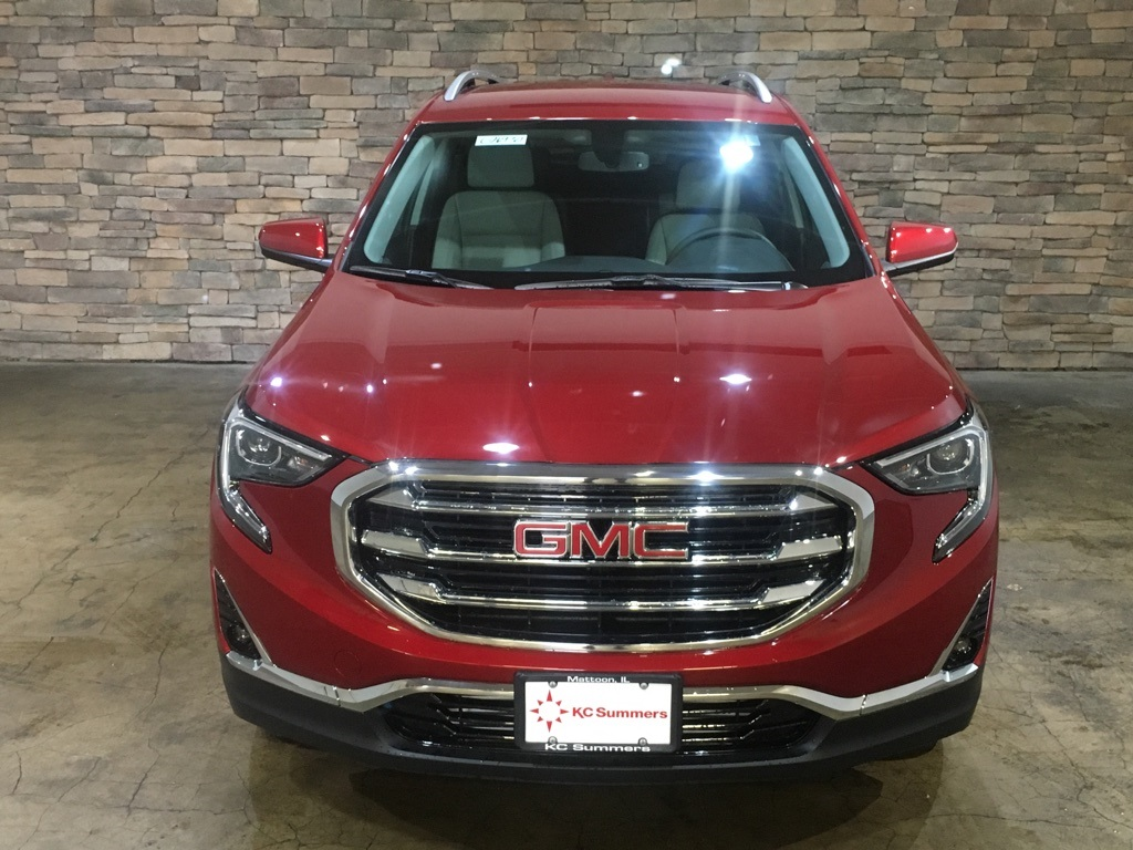 New 2019 Gmc Terrain Slt 4d Sport Utility In Mattoon G26930 Kc 2012 Fuel Filter