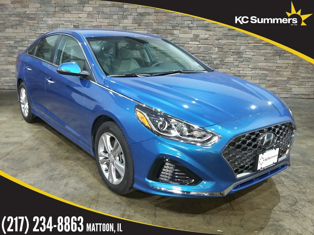 New 2019 Hyundai Sonata SEL Tech Pkg