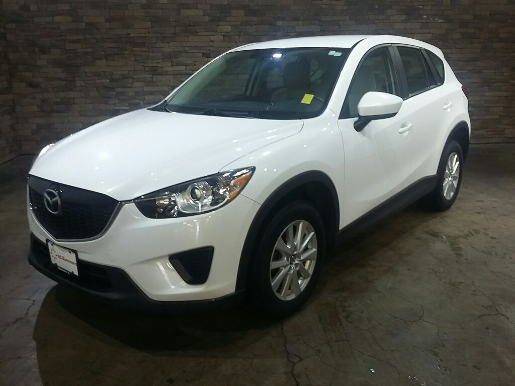 pre-owned 2013 mazda cx-5 sport 4d sport utility in mattoon #ma5463a