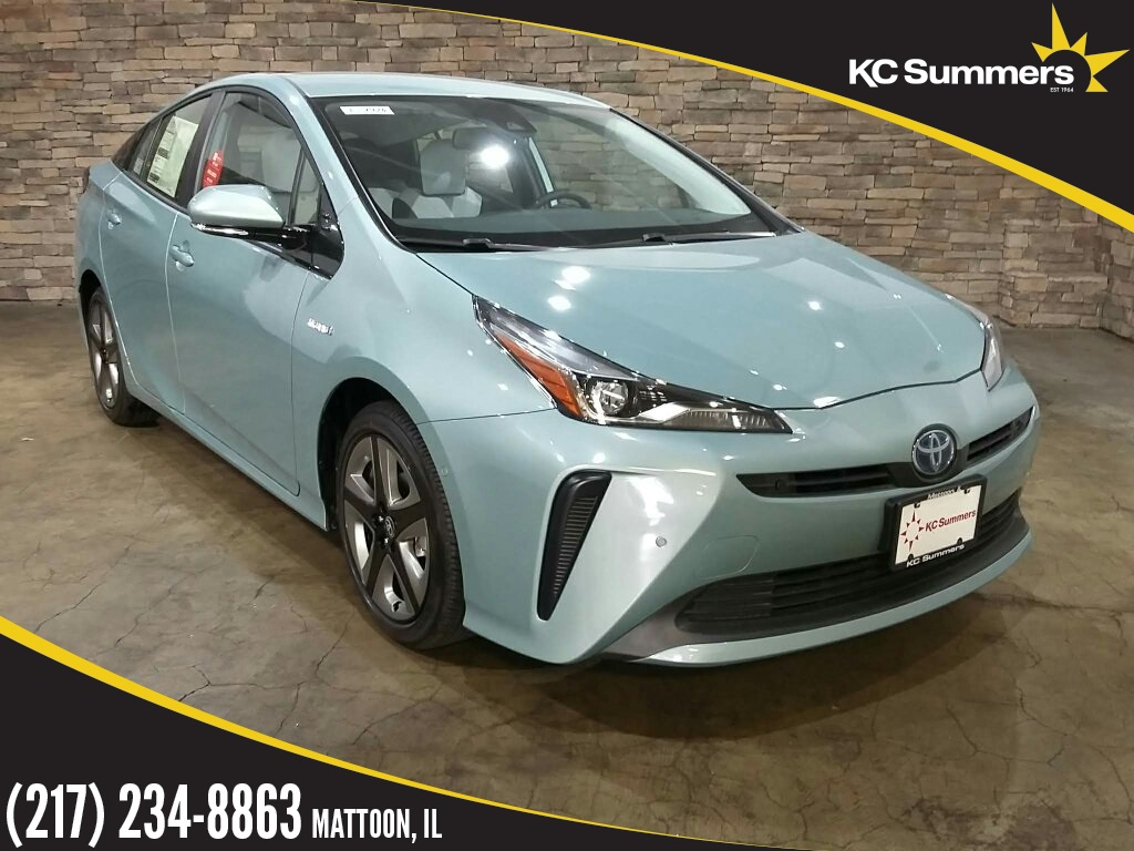 New 2019 Toyota Prius Limited Tech, Conv Pkg