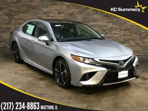 New 2019 Toyota Camry XSE Pano Roof Pkg