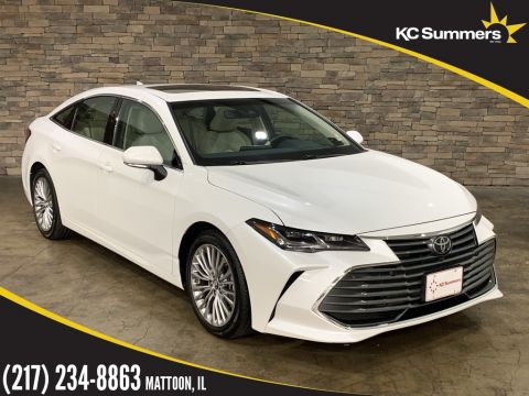 Pre-Owned 2019 Toyota Avalon Limited Tech Pkg