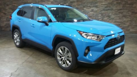 New 2019 Toyota RAV4 XLE Premium Weather, JBL Pkgs