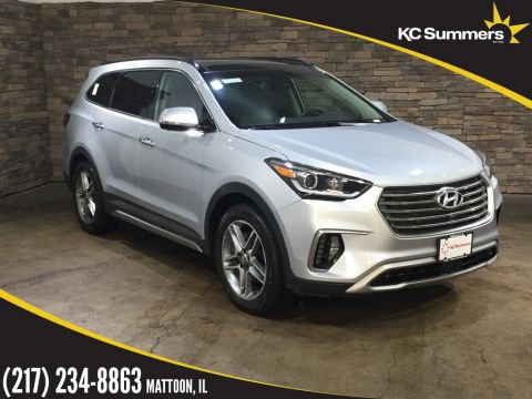 New 2019 Hyundai Santa Fe XL Limited Ultimate Tech Pkg